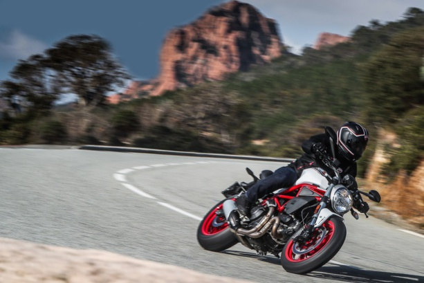 Essai Ducati Monster 797 : Latin Lover