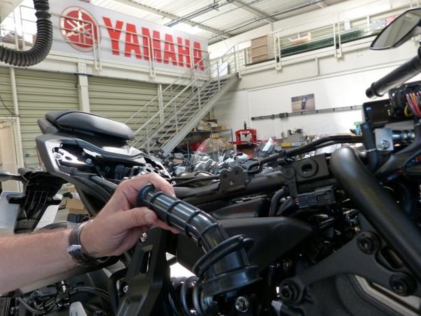 Tout savoir sur le bridage permis A2 des Yamaha 2017