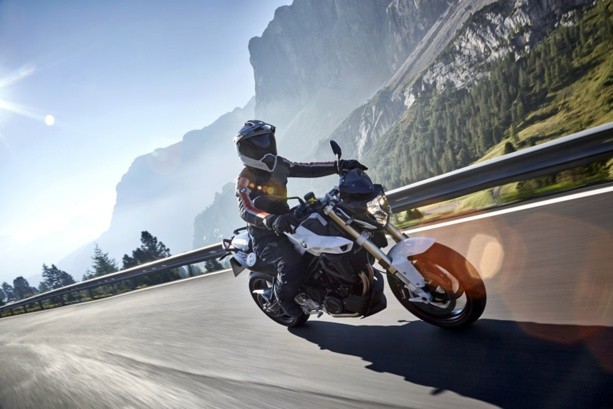 BMW F800R : A2 - High-Tech