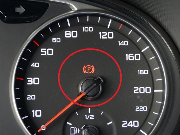 Les verifs intérieures du permis B sur l'Audi A1