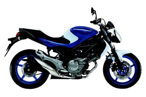 Toutes les Suzuki accessibles avec le permis moto A2
