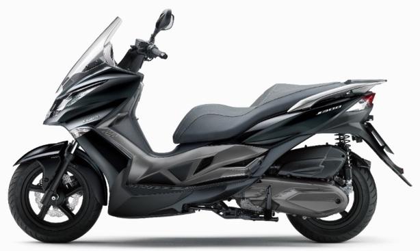 Toutes les Kawasaki accessibles avec le permis A2