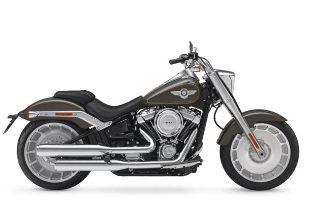 Toutes les Harley-Davidson accessibles avec le permis moto A2