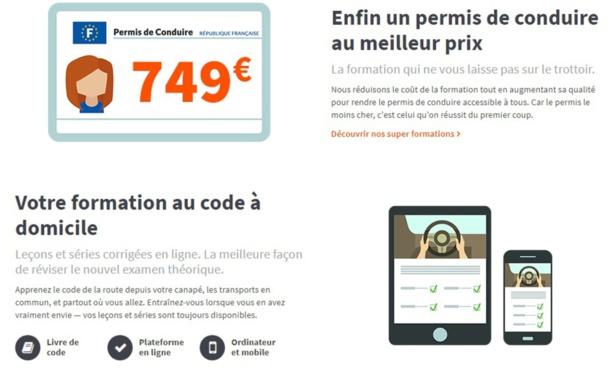 Permis B à 749 euros: tout ce qu'il faut savoir derrière les petits prix