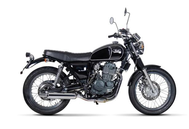 Toutes les Mash accessibles avec le permis moto A2