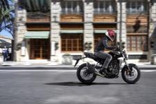 Essai Honda CB300R : Nanotechnologies
