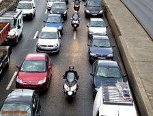 Les bouchons augmentent sensiblement la consommation de carburant.
