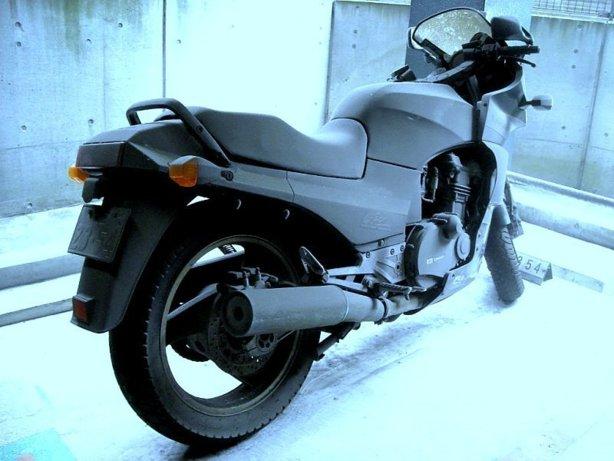 Le remisage des motos pour l'hiver