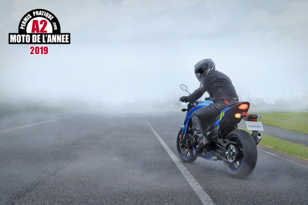 Suzuki GSX-S 750: Moto de l'Année 2019 du permis A2
