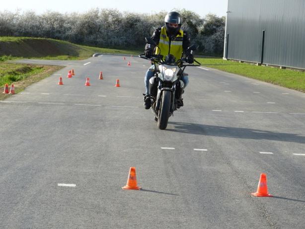 Le permis moto 2020 dans la dernière ligne droite et en vidéo