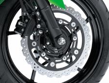 Kawasaki Z400 : La moto A2 GTI