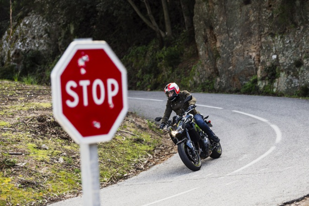 Kawasaki Z900: La moto A2 pour plus tard