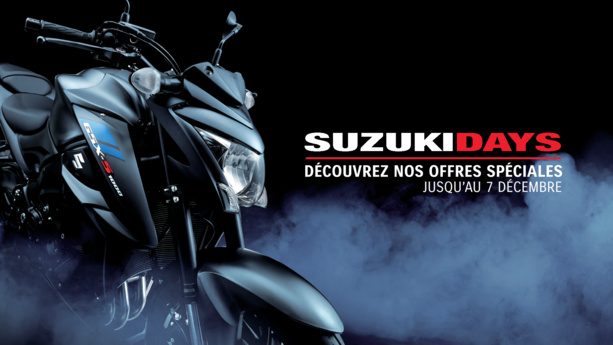 Suzuki vous rembourse 400 € si vous avez passé votre permis A2 en 2019