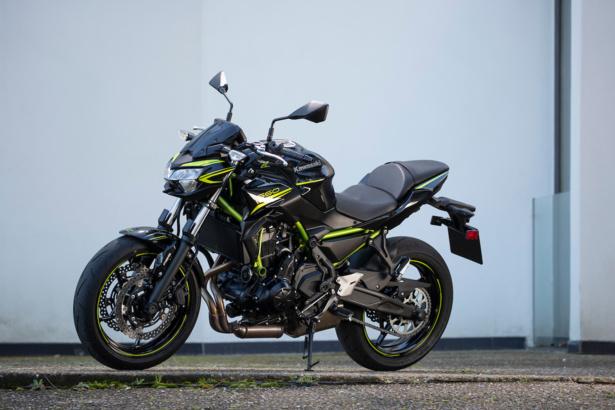 Kawasaki Encore et toujours au top de L'A2