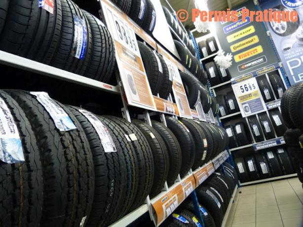 Juillet 2012 : Une nouvelle étiquette pour guider les acheteurs de pneus