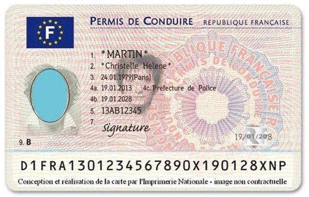 2013 : Tout savoir sur le nouveau permis électronique !