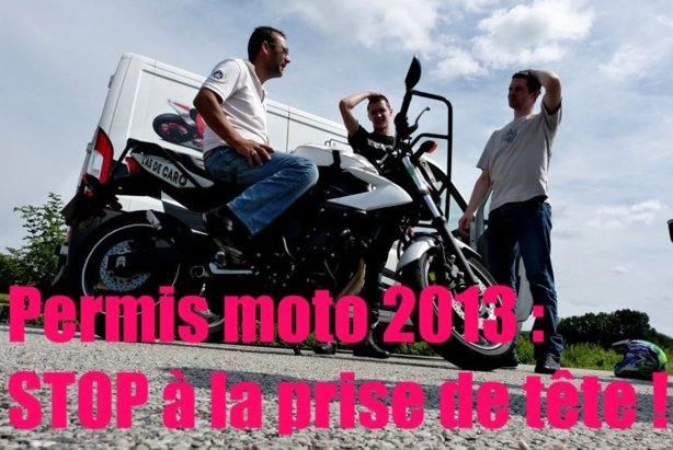 Tout savoir sur le nouveau permis moto depuis la réforme