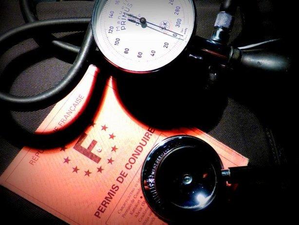 2016: Les changements pour les visites médicales du permis de conduire