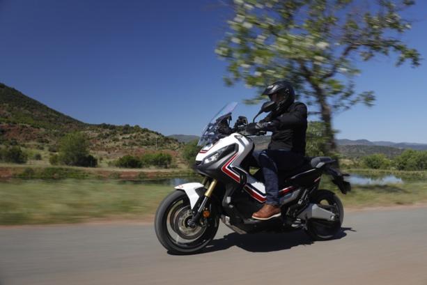 Fiche moto N°5 : La conduite préventive