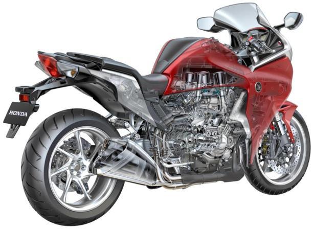 Les vérifications techniques de l'examen du permis moto