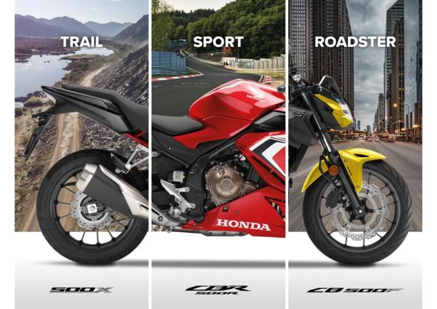 Trail, sportive ou roadster: comment choisir sa moto A2