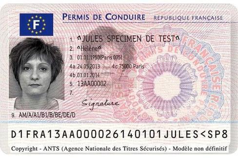 Le permis électronique et Faeton ajourné au 16 septembre 2013