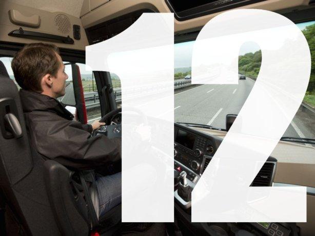 Fiche groupe lourd N°12 : Systèmes de sécurité et d'aides à la conduite