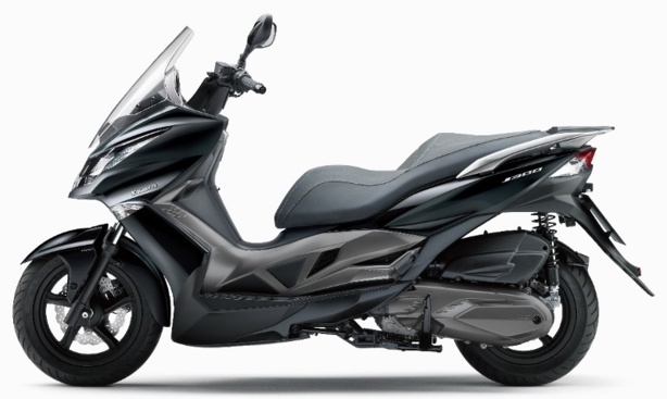 Toutes les Kawasaki accessibles avec le nouveau permis A2