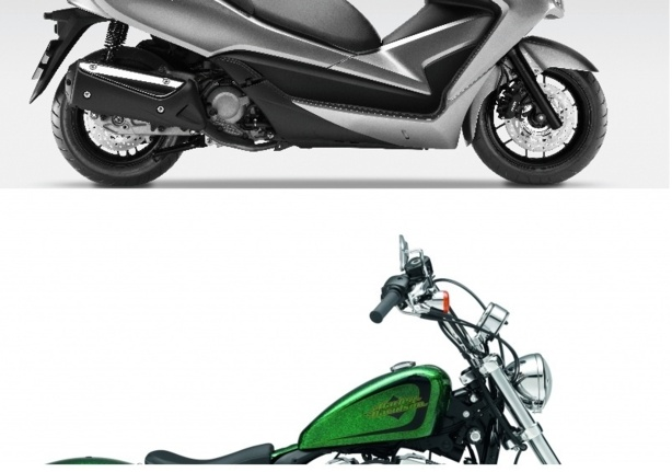 La passerelle des permis moto «automatique» pour la conduite des deux-roues à boite mécanique.