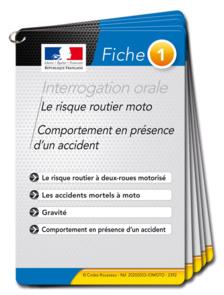 Permis moto2013: Le guide d'évaluation des inspecteurs analysé et décortiqué