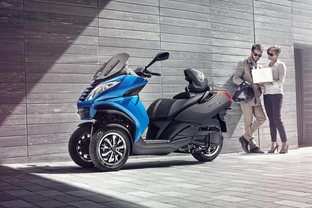 L'accès à la conduite des scooters à trois roues et L5E depuis la réforme 2013 du permis de conduire