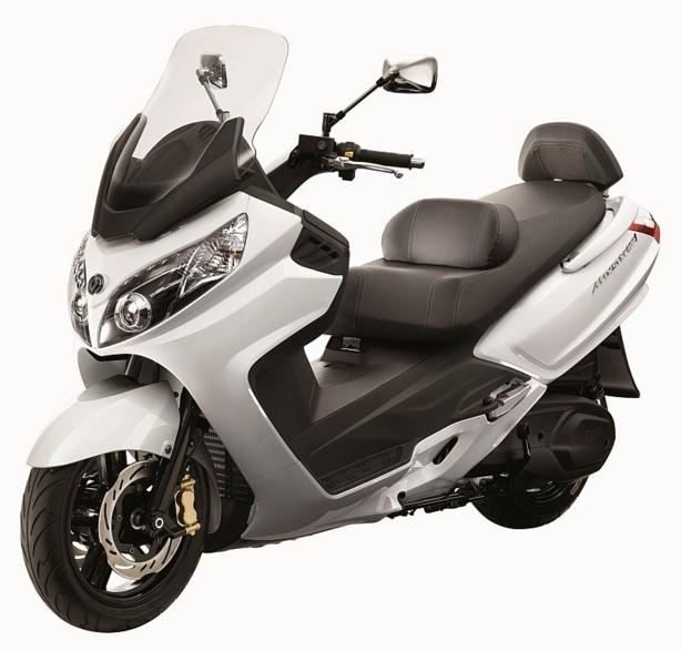Toutes les Sym accessibles avec le nouveau permis moto A2
