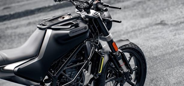 La moto 125 qui se fait remarquer
