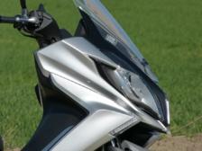 Le scooter 125 connecté comme une voiture!