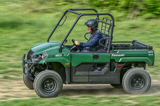 Les permis pour conduire les quads et les SSV