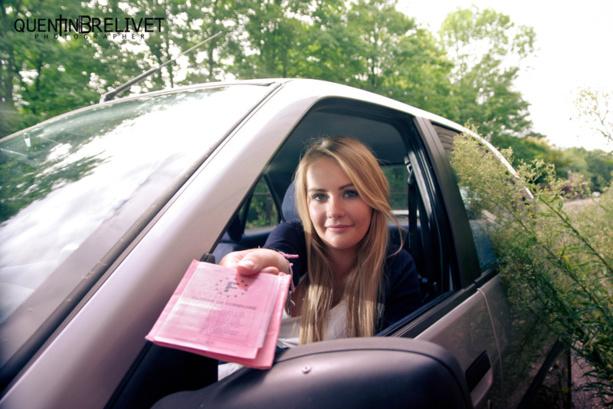 Recette du succès au permis de conduire, cet inconnu