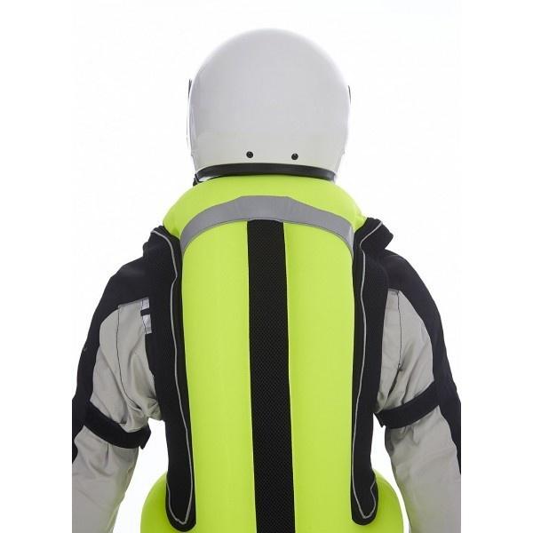 Gilet airbag : l'avenir en matière de sécurité pour les motos les scooters