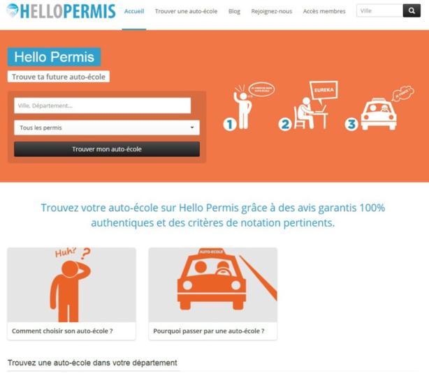 Hello Permis: Les auto-écoles à l'heure du choix et de l'internet
