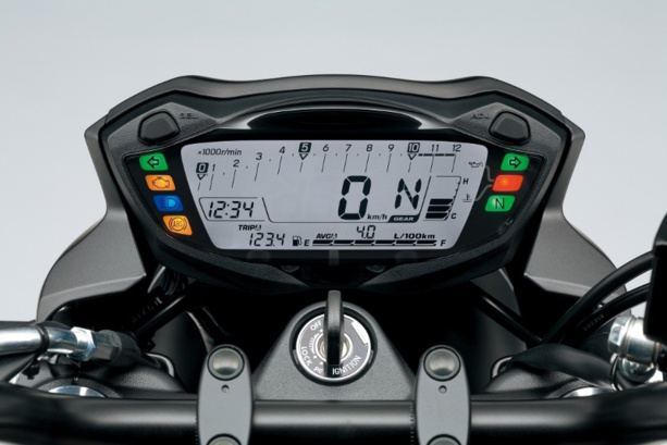 La Suzuki du permis qui tape dans le mille