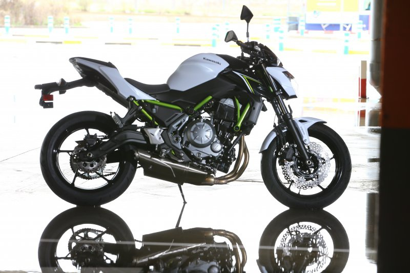 La moto du permis A2 selon Kawasaki