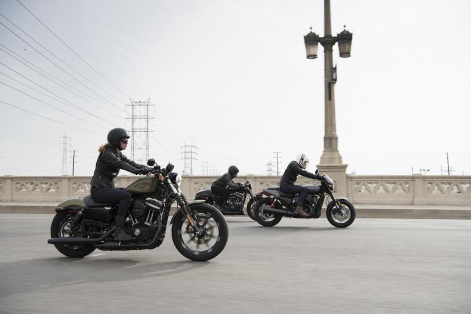 8 bonnes raisons ou pas de rouler sur une Harley-Davidson après le permis moto
