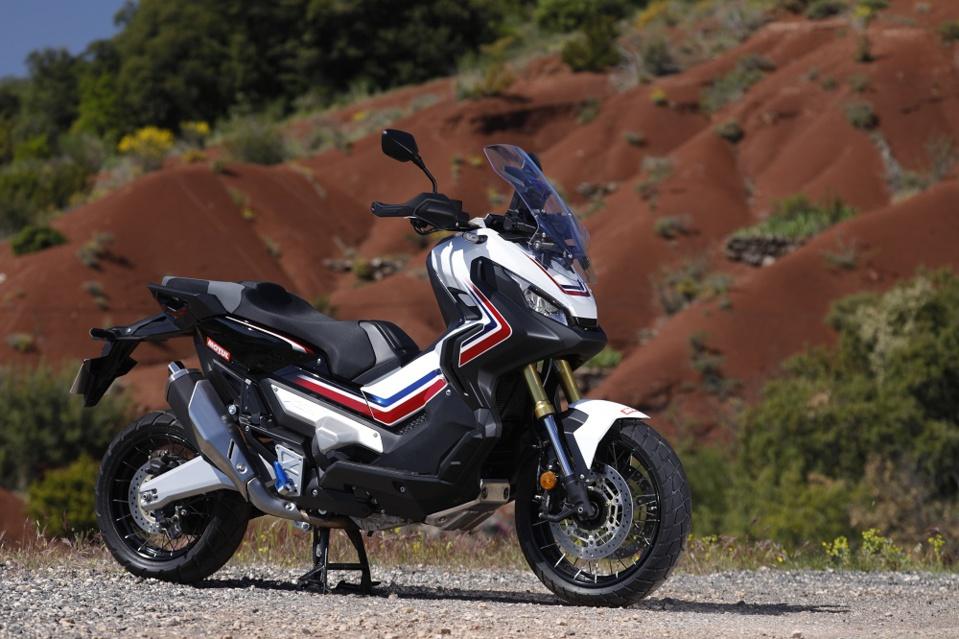 Honda X-ADV: l'innovation en vente libre