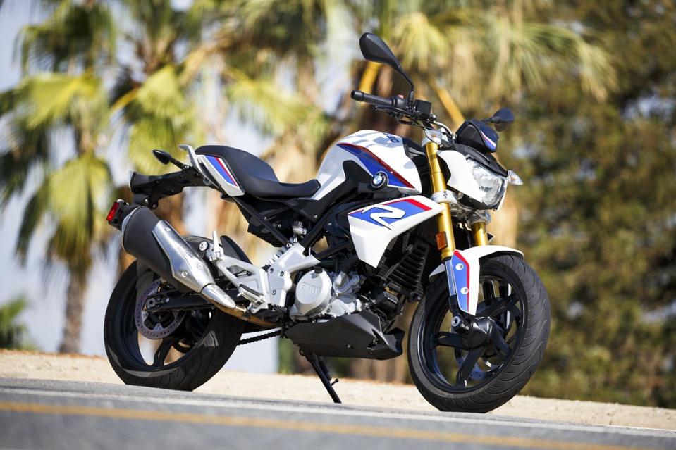 BMW G310R: Le poids de l'image de marque