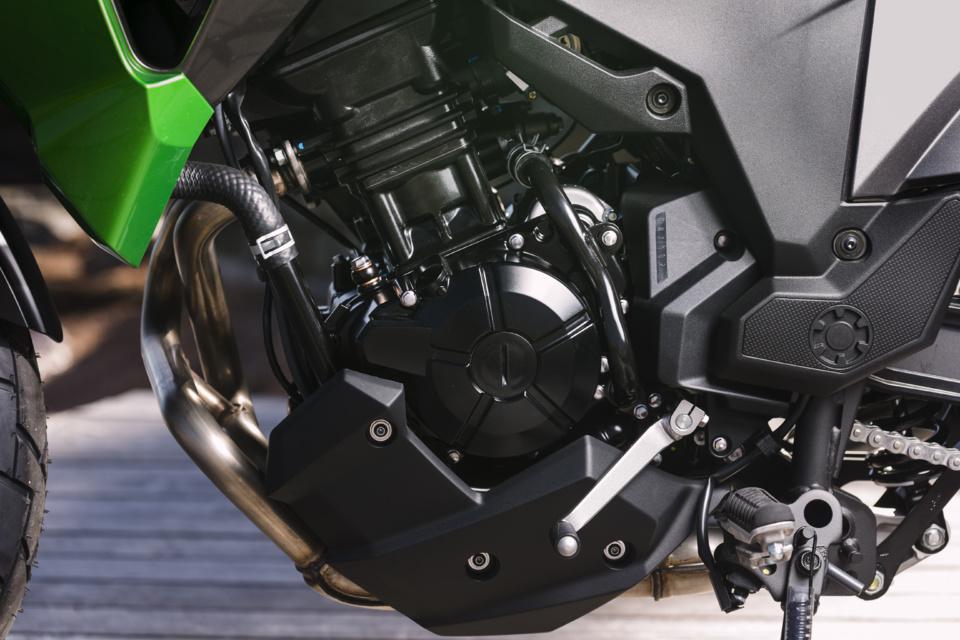 Kawasaki Versys-X : La 300 sans complexe