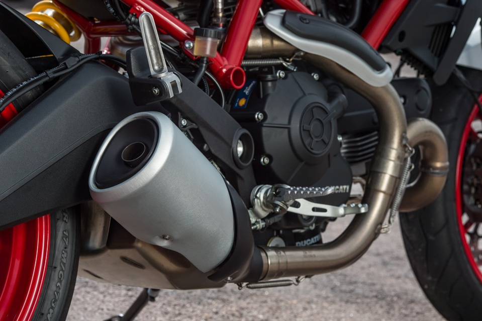 Essai Ducati Monster 797 : Latin Lover