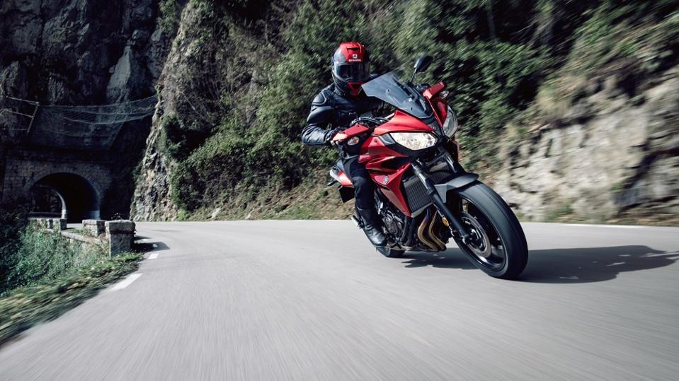 Yamaha Tracer 700 : L'A2 qui trace la route