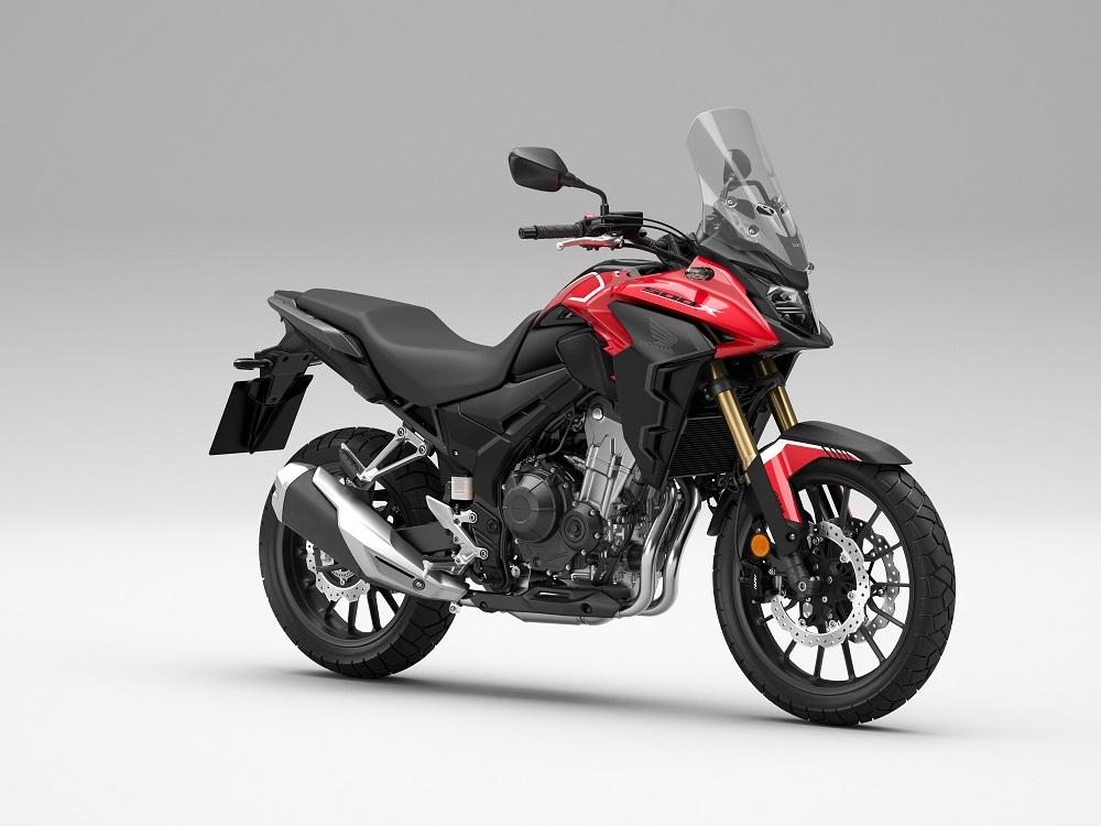Toutes les motos Honda accessibles avec le permis A2