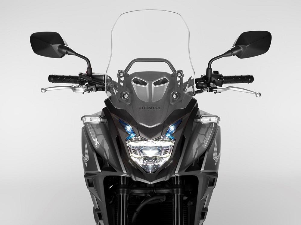 Honda CB500X 2019: L'Aventure avec un grand A2