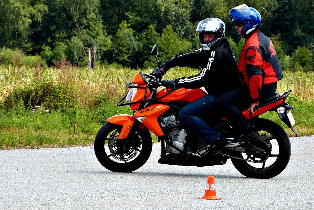 Permis moto 2020: les infos officielles du plateau et de l'épreuve hors circulation