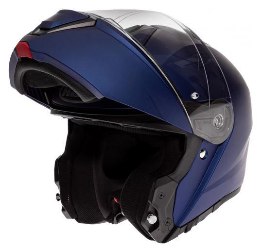 HJC i90 : Un beau casque, mais avec les limites de tous les modulables